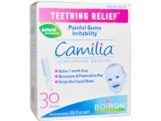 Boiron Camilia Teething Relief 30 Count